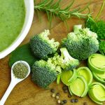 ブロッコリー 病気や害虫に強く ビタミンC が豊富